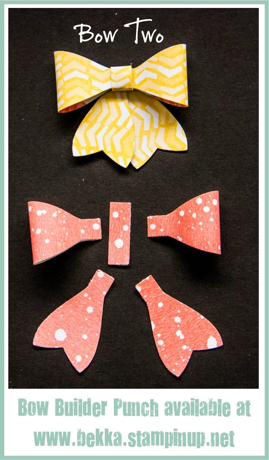 3 Fun Things you can do with the Bow Builder Punch from