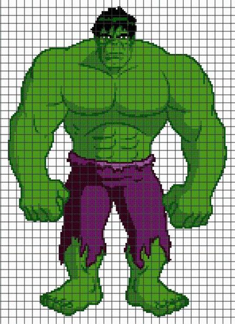 The Incredible Hulk   Pinterest   Incredible hulk, Crochet and Blanket