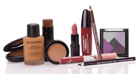 We Love Black Opal Cosmetics Black Beauty Women Black Opal Makeup Black Opal