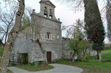 Venta monasterio ideal hotel rural. Lugo. Chantada