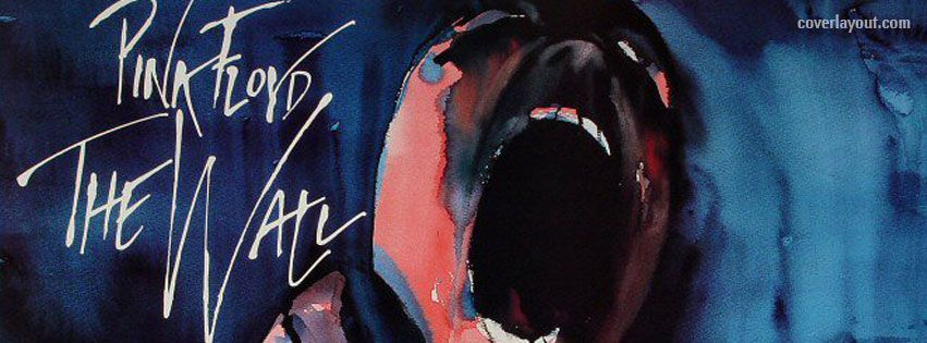 Pink Floyd The Wall Album Face Facebook Covers CoverLayout