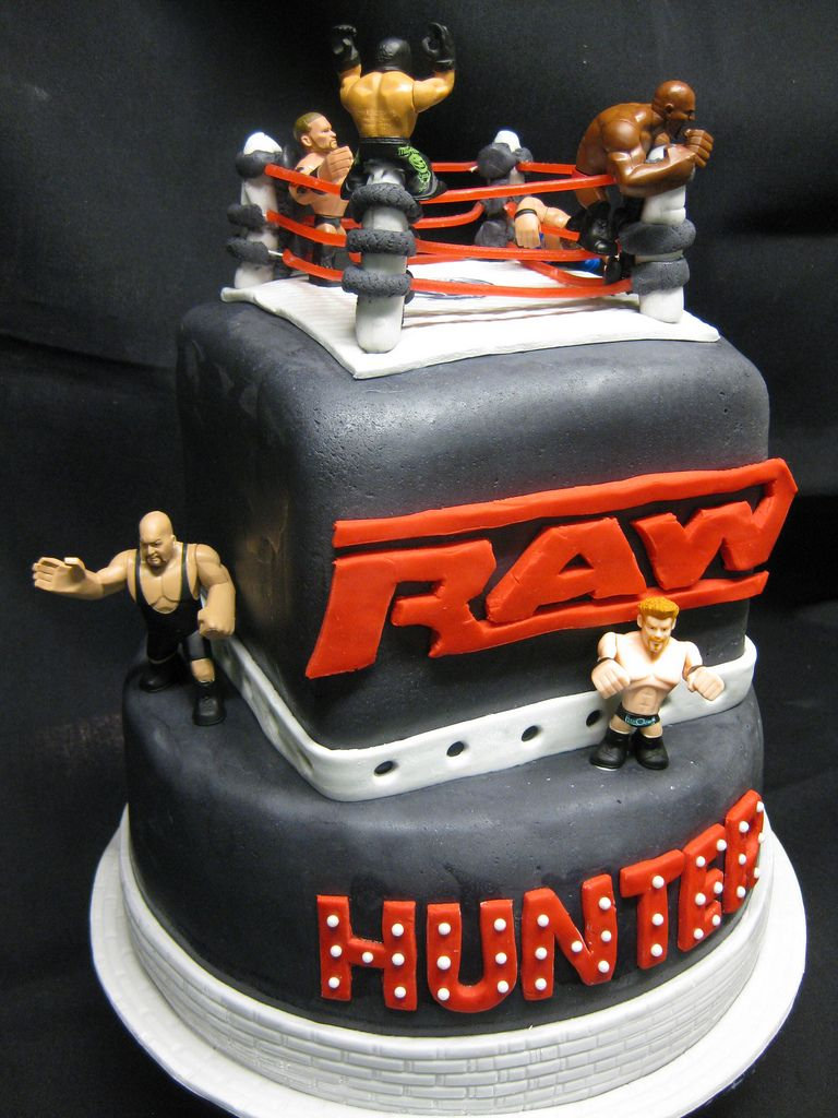 Wrestling Cake Northshore Country Club Cakes Cake