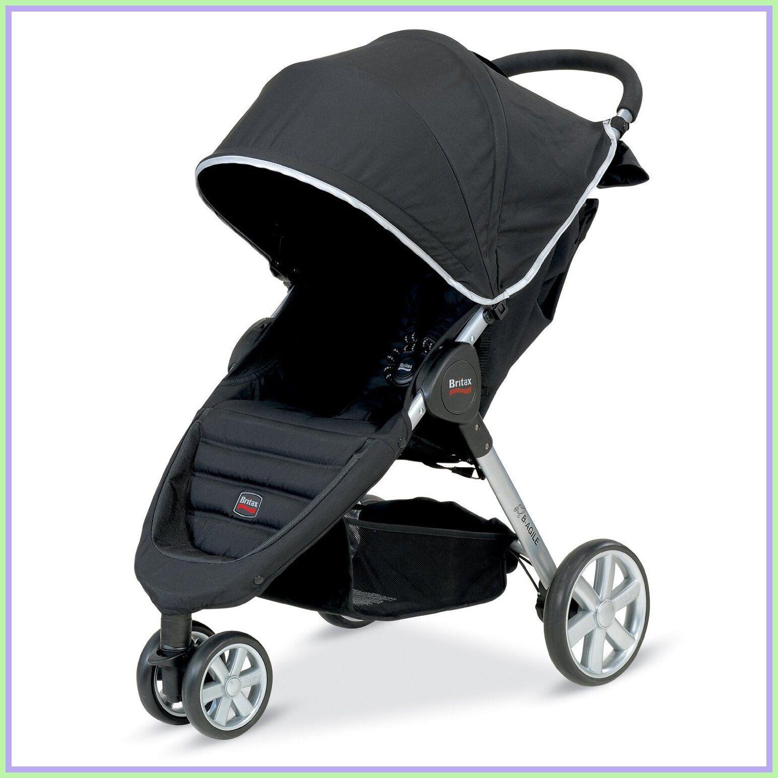 114 Reference Of Infant Car Seat And Stroller Frame In 2020 Jogging Stroller Travel System Britax Stroller Stroller