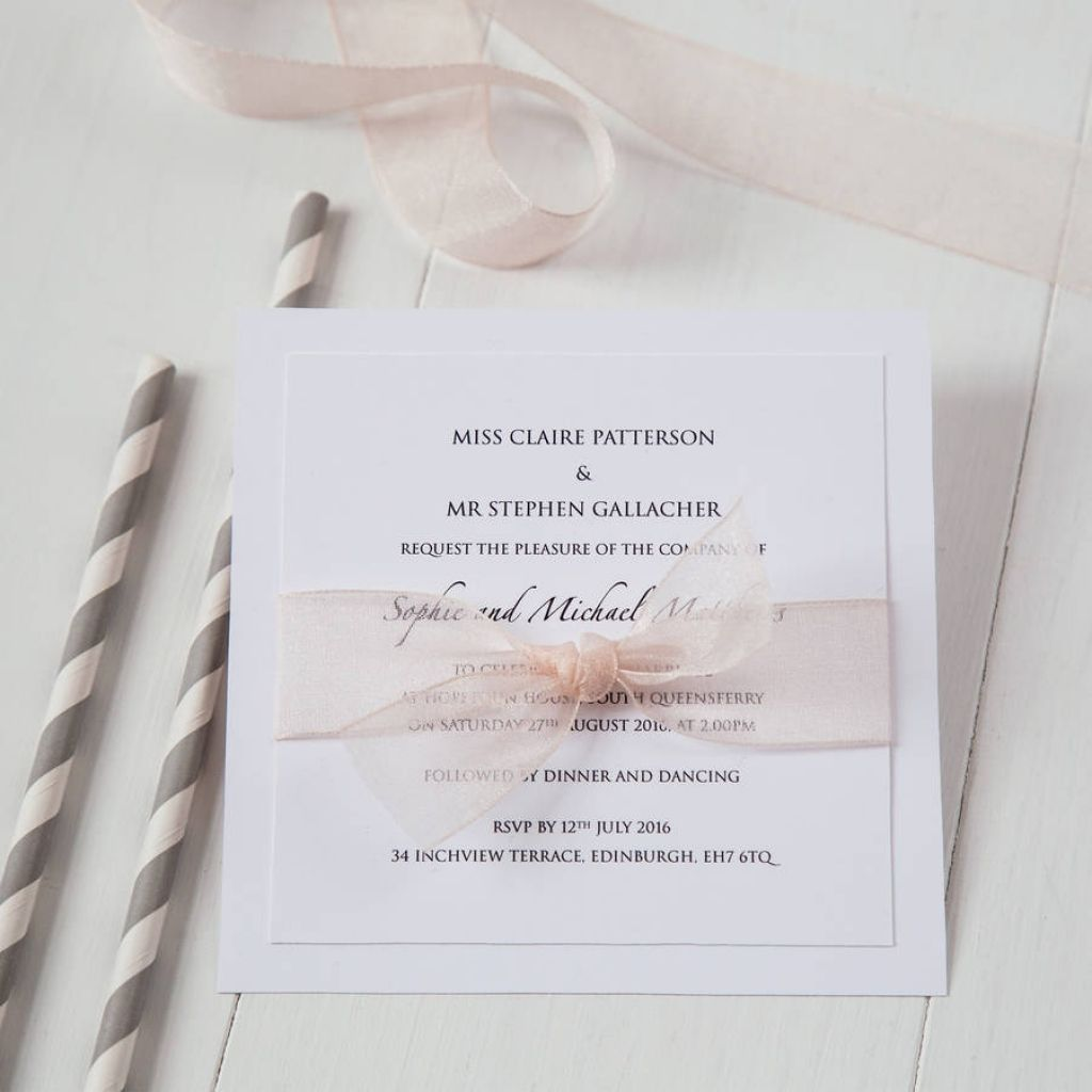 Where To Order Wedding Invitations Wedding Pinterest