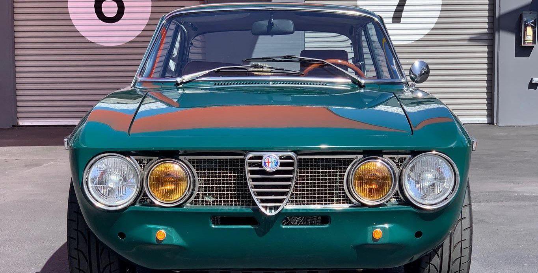 Make This Stunning Alfa Romeo Gtv Your Summer Fling Classic Cars