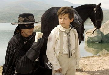 A Lenda Do Zorro A Lenda Do Zorro Antonio Banderas