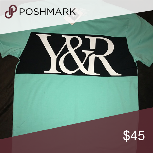 Young&Reckless Shirt Brand New Young & Reckless Shirts