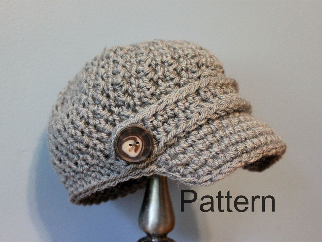 Pattern crochet newsboy cap baby and toddler size by willowsloft pattern crochet newsboy cap baby and toddler size by willowsloft 399 bankloansurffo Images