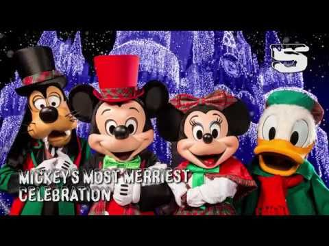 top five things you must do at mickeys very merry christmas party the main street - Mickeys Christmas Party Disneyland