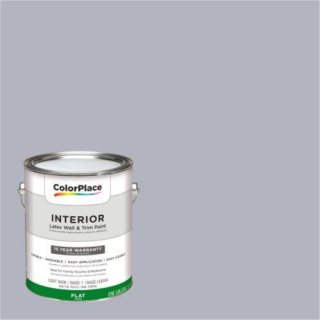 ColorPlace, Interior Paint, Silver Swordplay, #30BB 45/049