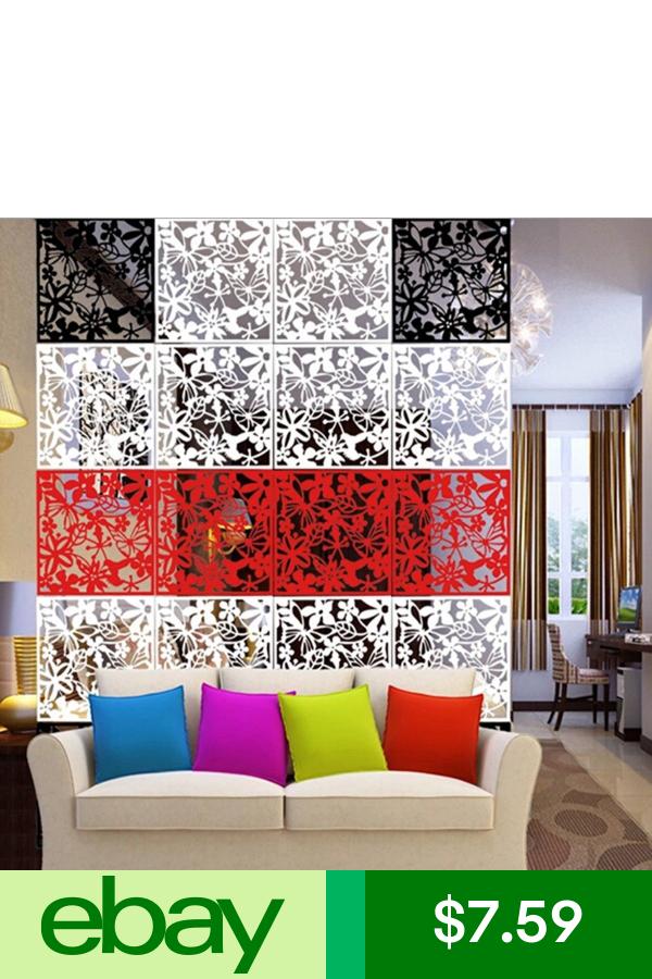Room Dividers & Panel Screens Home & Garden