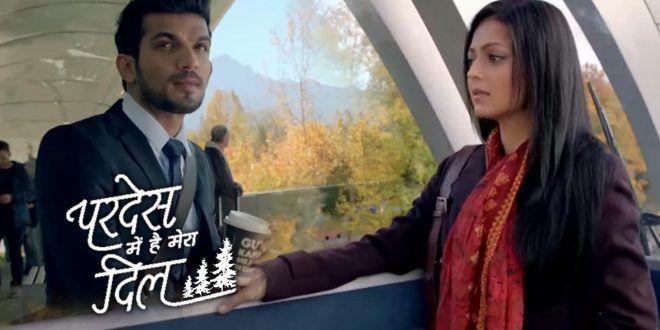 Pardes Mein Hai Mera Dil 20th June 2017 Full Episode 162   Friends