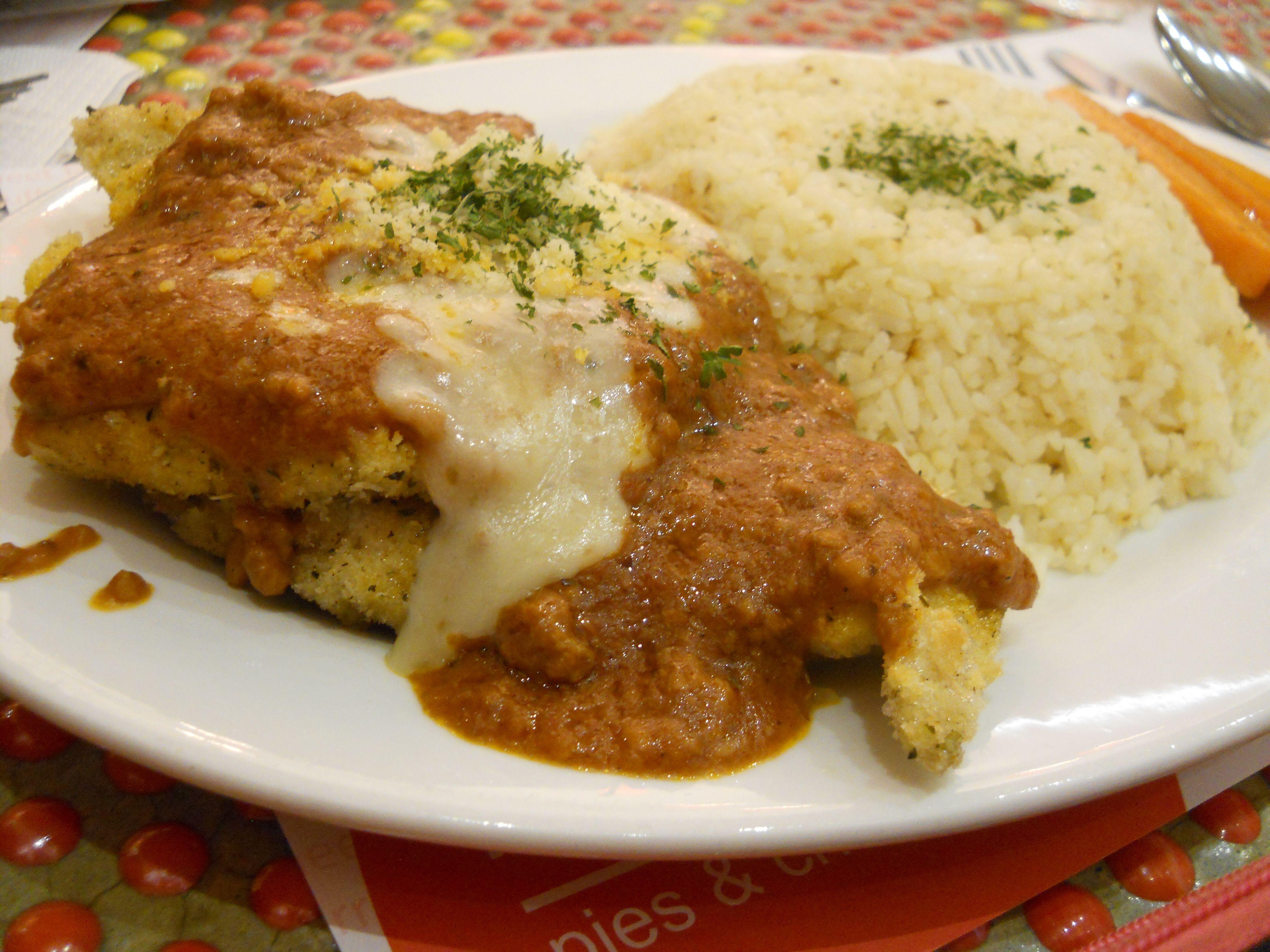 recipe: chicken parmigiana calories [21]