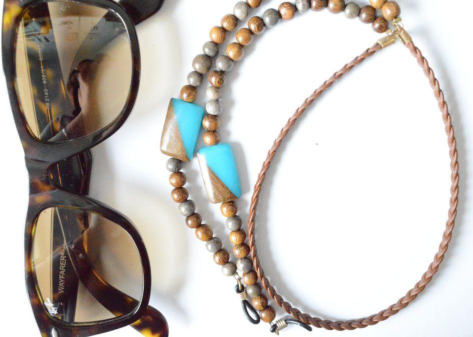 3f0a2c85c1 cordon à lunettes original à faire soi meme pour les hommes ...