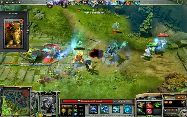 Pin Oleh Apk Yun Di Pc Game Free Download Full Dota 2 Games Dan