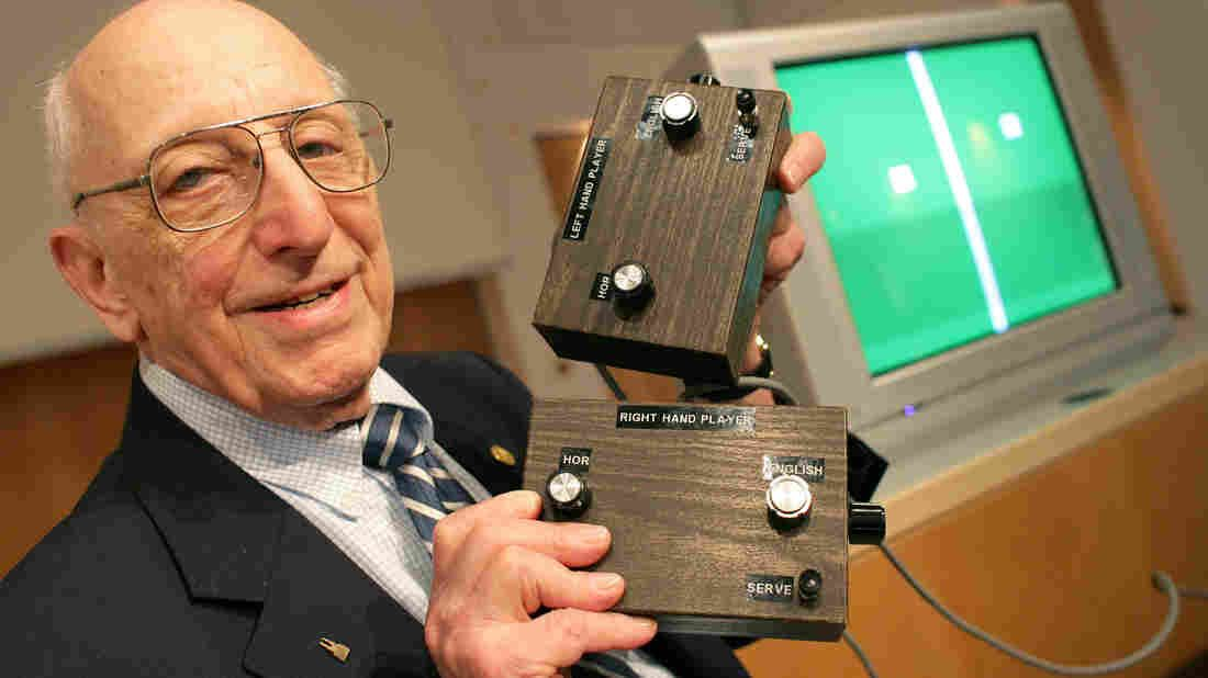 Our Homage To Ralph Baer Httpswwwtripletremelocomourhomage - Famous video game designers