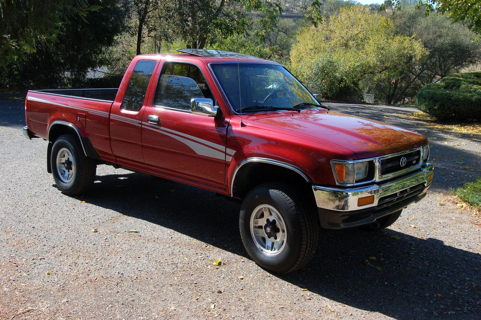 1993 Toyota Pickup Pictures Toyota Trucks Toyota Toyota Pickup 4x4