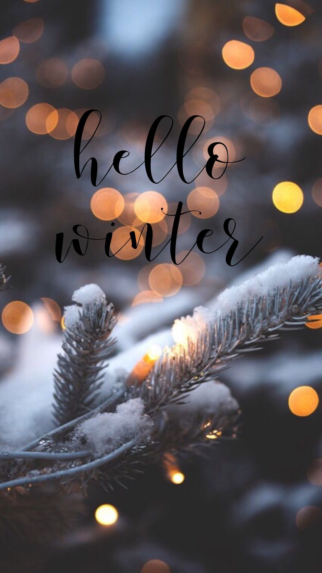 hellowinter winter wallpaper background