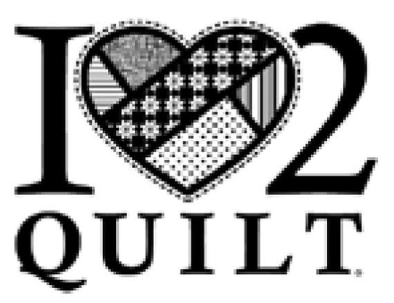 I heart 2 quilt vinyl window decal by wedoquilts on etsy 8 75