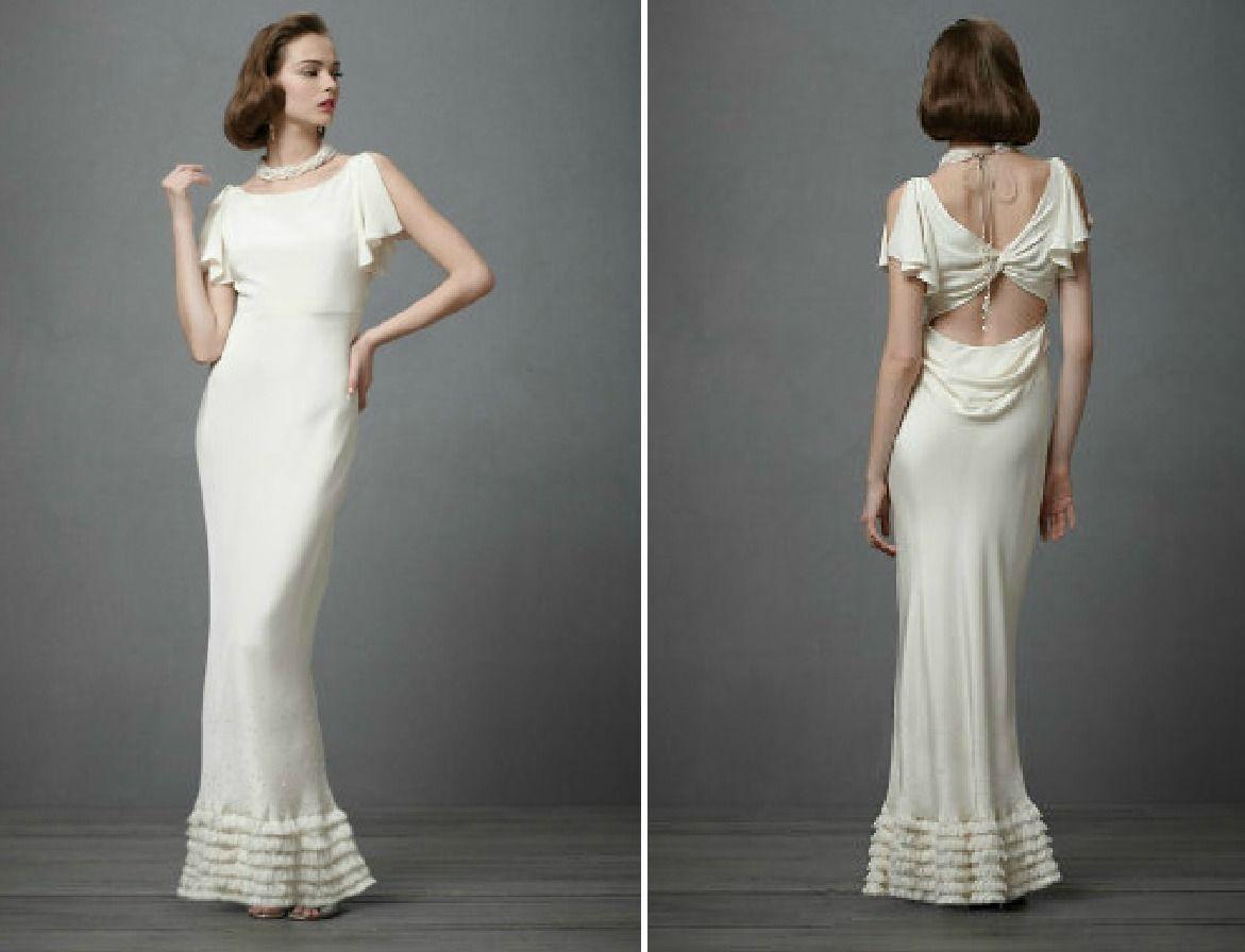 Vintage Style Wedding Dresses Vintage Wedding Ideas 1930s Bridal Styl Vintage Inspired Wedding Dresses Lace Wedding Dress Vintage 1930s Style Wedding Dresses