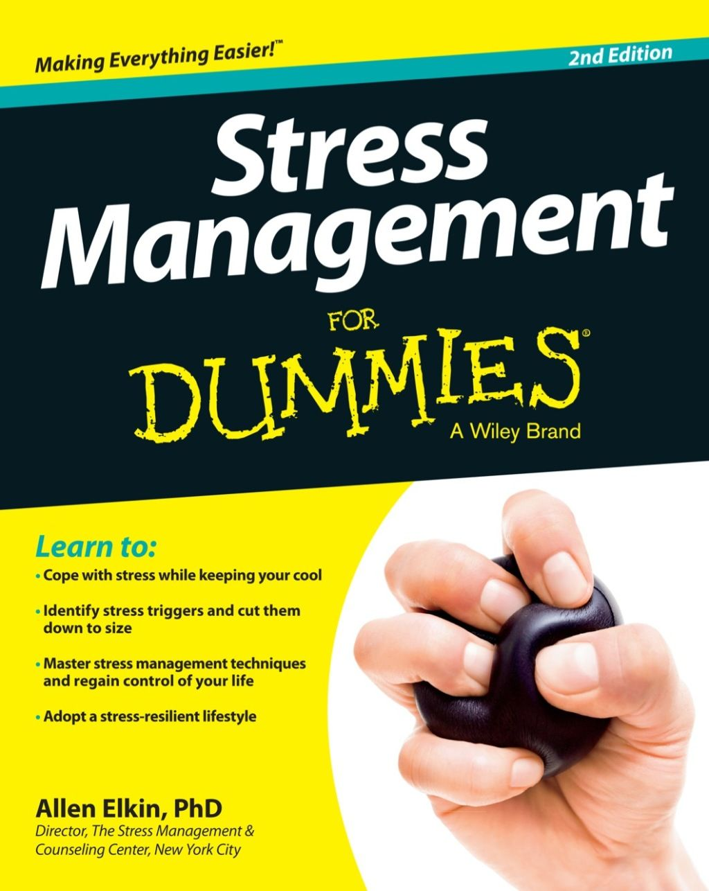 Stress Management For Dummies (eBook) in 2020   Stress ...