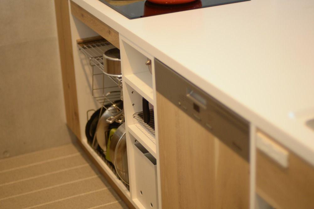 その次がある キッチン収納 オーダーキッチン キッチン 家具