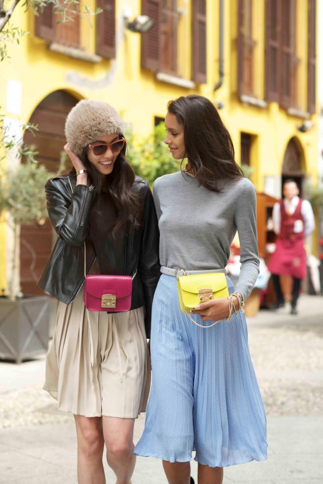 Furla Metropolis Mini, Bago, Street Style Women, All About Fashion, Furla  Bag
