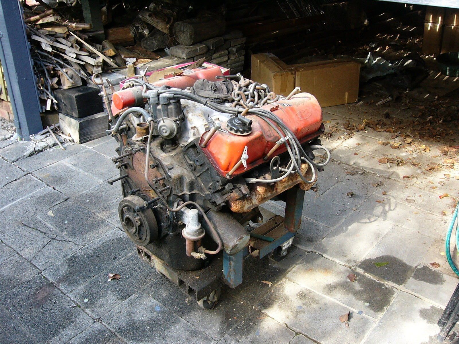 How to Test a Junkyard V8 Engine Part 1 Published on May 15, 2016 ...
