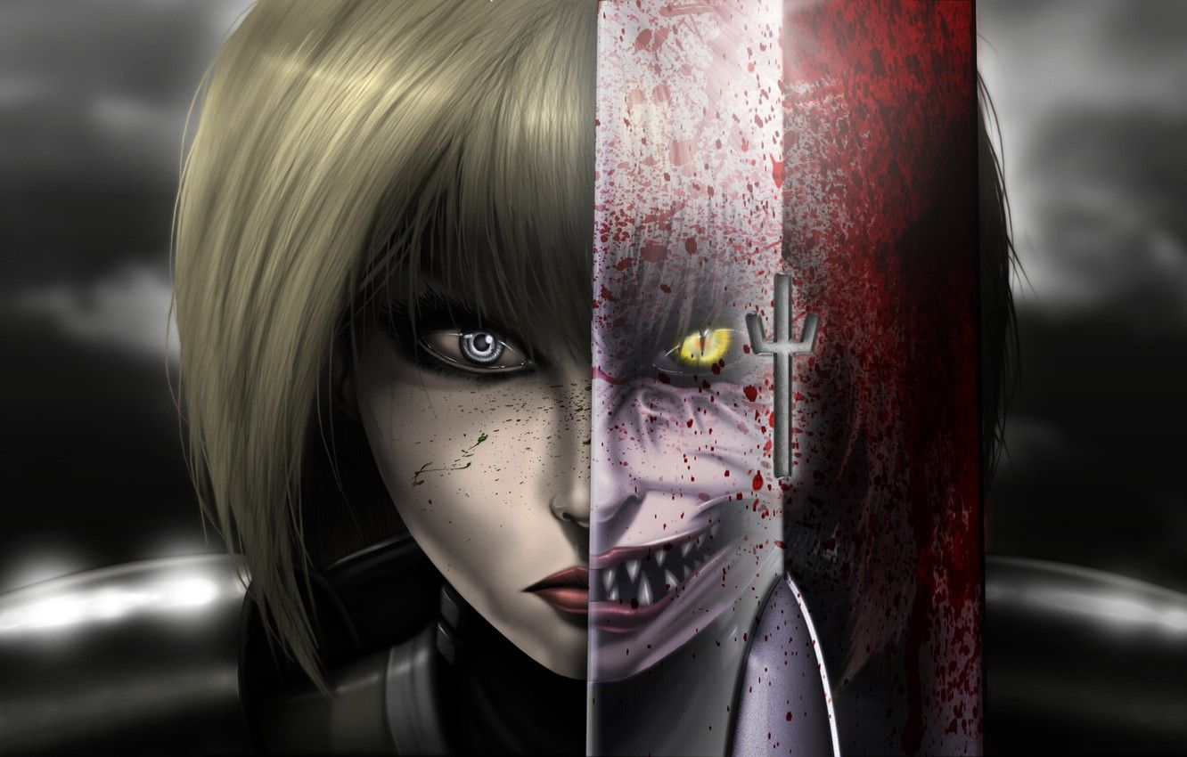 Wallpaper Claymore, anime, Claymore, Clare, halfYoma Anime