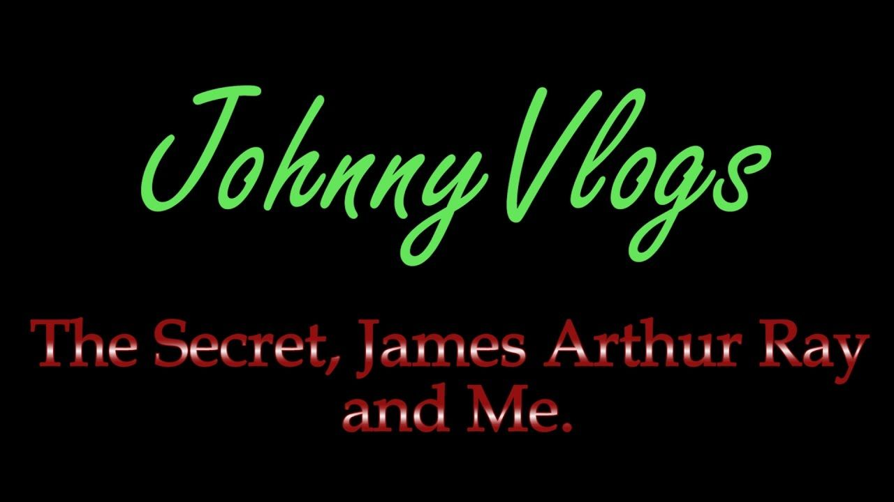 JohnnyVlogs: The Secret, James Arthur Ray and Me.