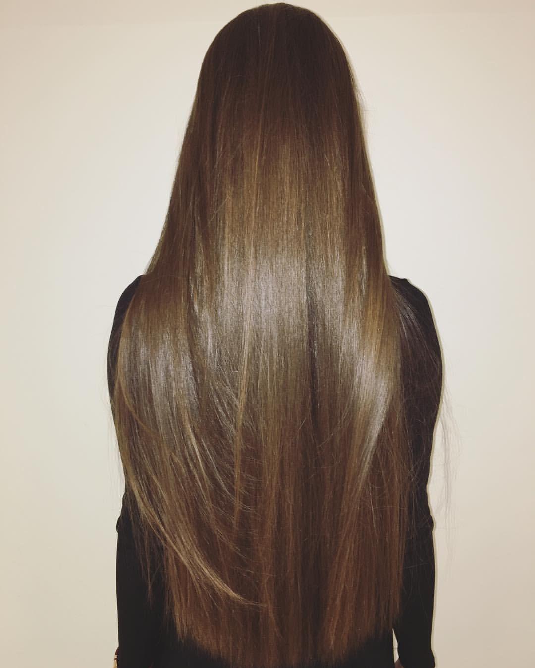 Snip Snip Fresh Haircut Straighthair Still Longhair Hairstyle So Soft Mane Fell Radiance Longhairdontcare Long Hair Styles Hair Styles Long Straight Hair