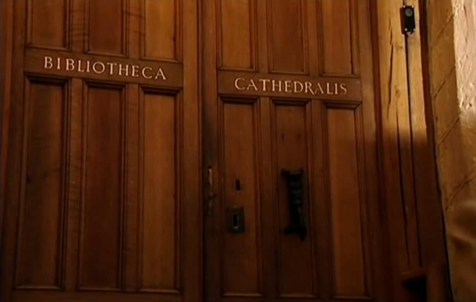 Blbliotheca Cathedralis