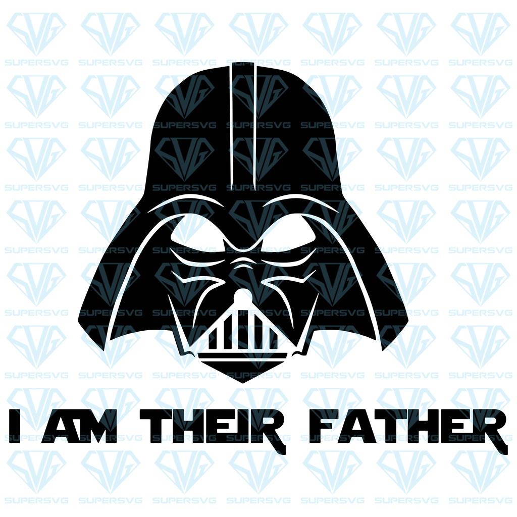 Darth Vader Father Star Wars Svg Files For Silhouette Files For Cricut Svg Dxf Eps Png Instant Download Supersvg Darth Vader Drawing Star Wars Stencil Darth Vader Artwork