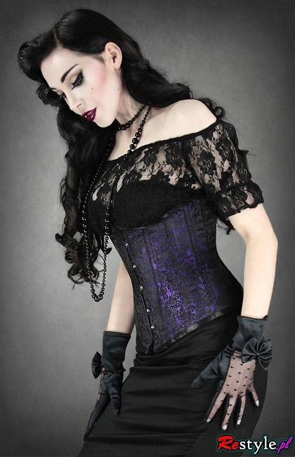 Victorian Goth Moda Gotica Victoriana Moda Gotica Ropa Gotica