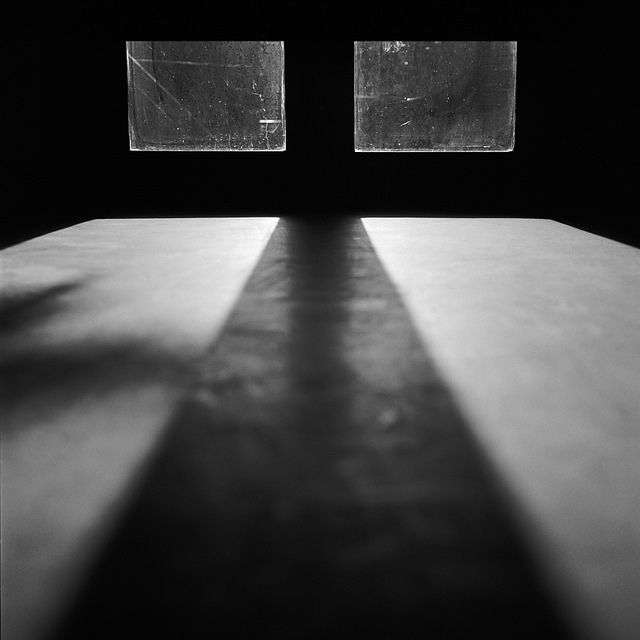 Fantastic light and shadow black and white film photography by jenő németh