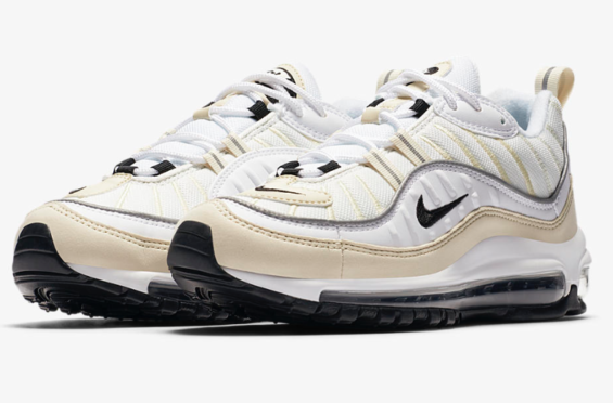 new style bbae5 15de9 Release Date  Nike WMNS Air Max 98 Fossil (Seismic Velocity) The Nike Air