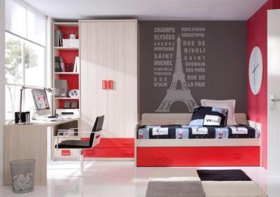 Dormitorio de paris