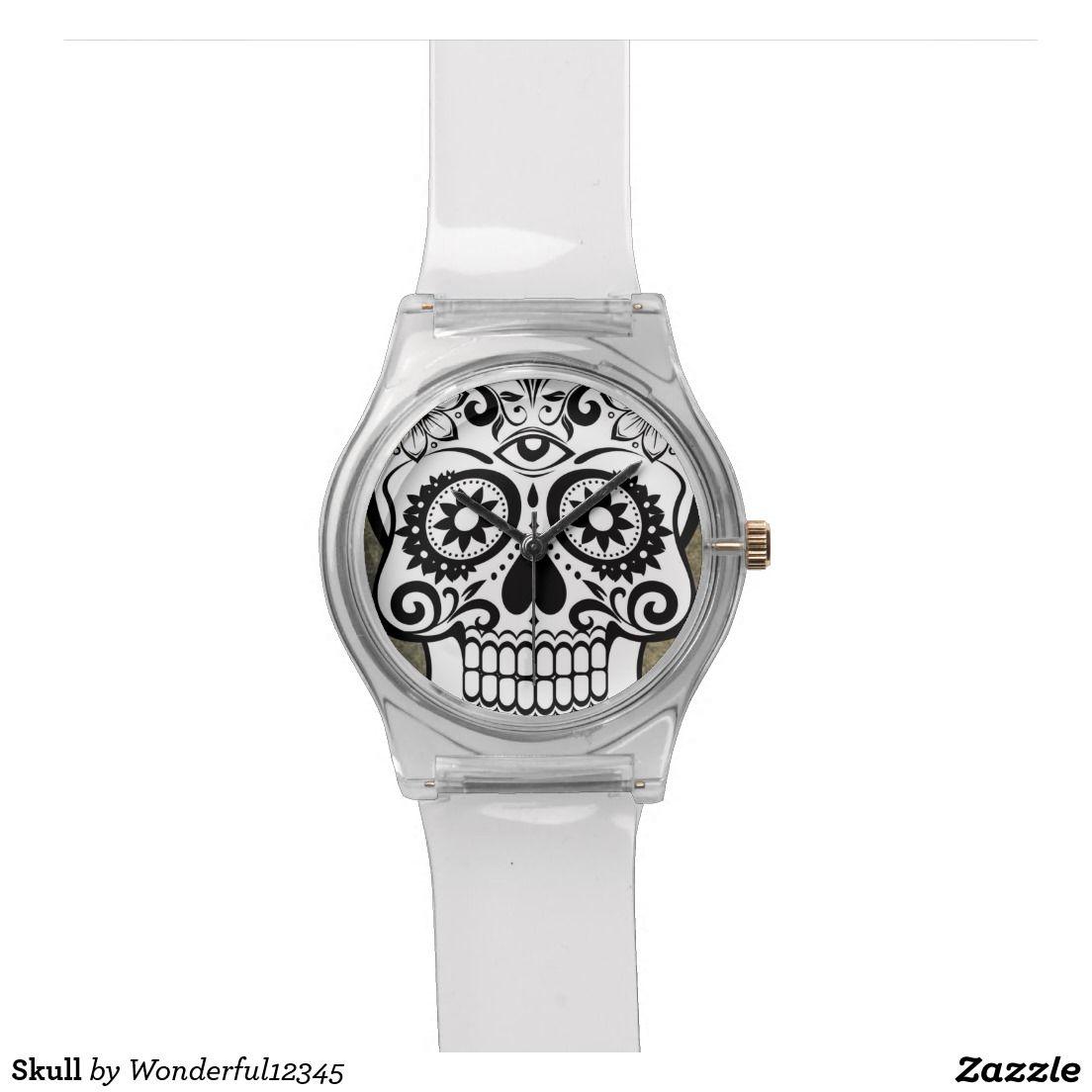 #Skull #Watch