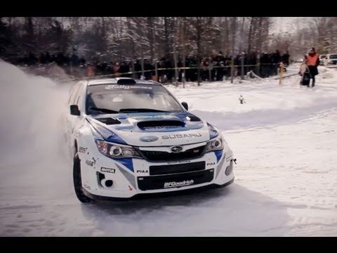 launch control higgins fights for win after crash at sno drift rally part 2 episode 3 subaru launch control playlis subaru sport subaru wrc subaru rally pinterest
