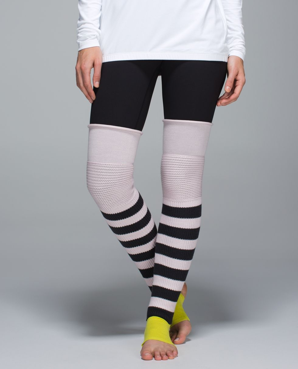 21b1d2232 Blissed Out Leg Warmers - From the dance studio to the yoga studio to the  street