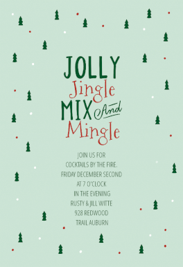 Free Christmas Invitation Templates Gifted  Free Printable Christmas Invitation Template  Greetings .