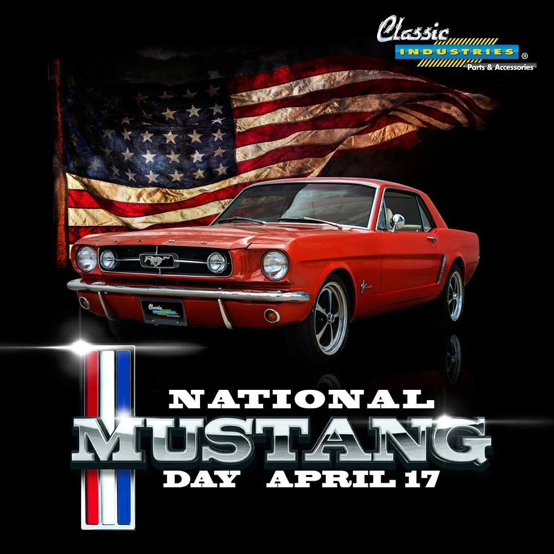 Nationalmustangday happy mustang day mustang parts and accessories are now live at www classicindustries com direct message us photos of your mustang for