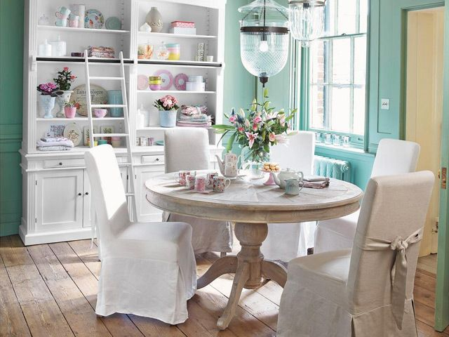 biblioth que cottage anglais d co pastel pinterest