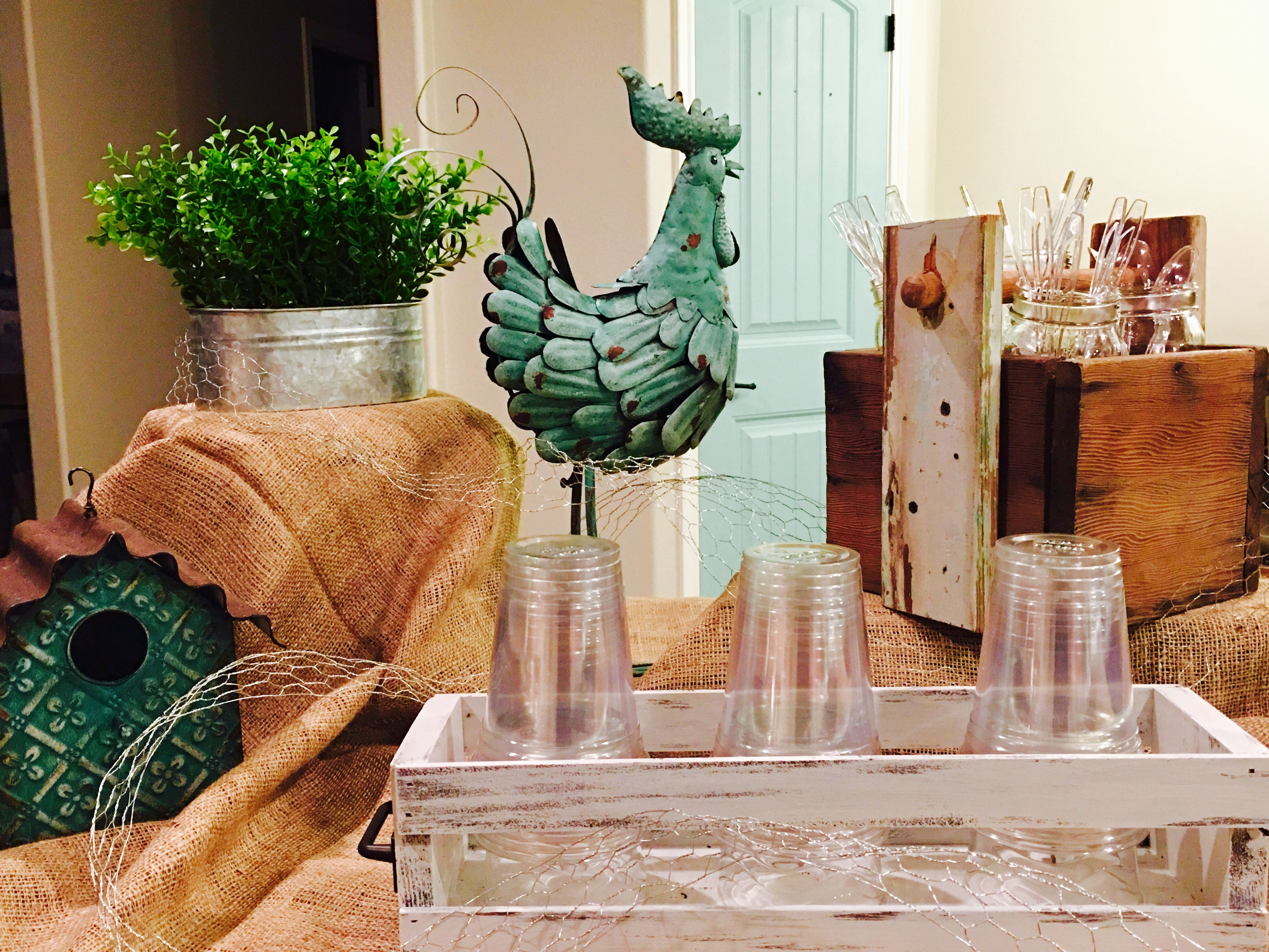 Spring Is Right Around The Corner! Use Items You Have Around The House To  Create