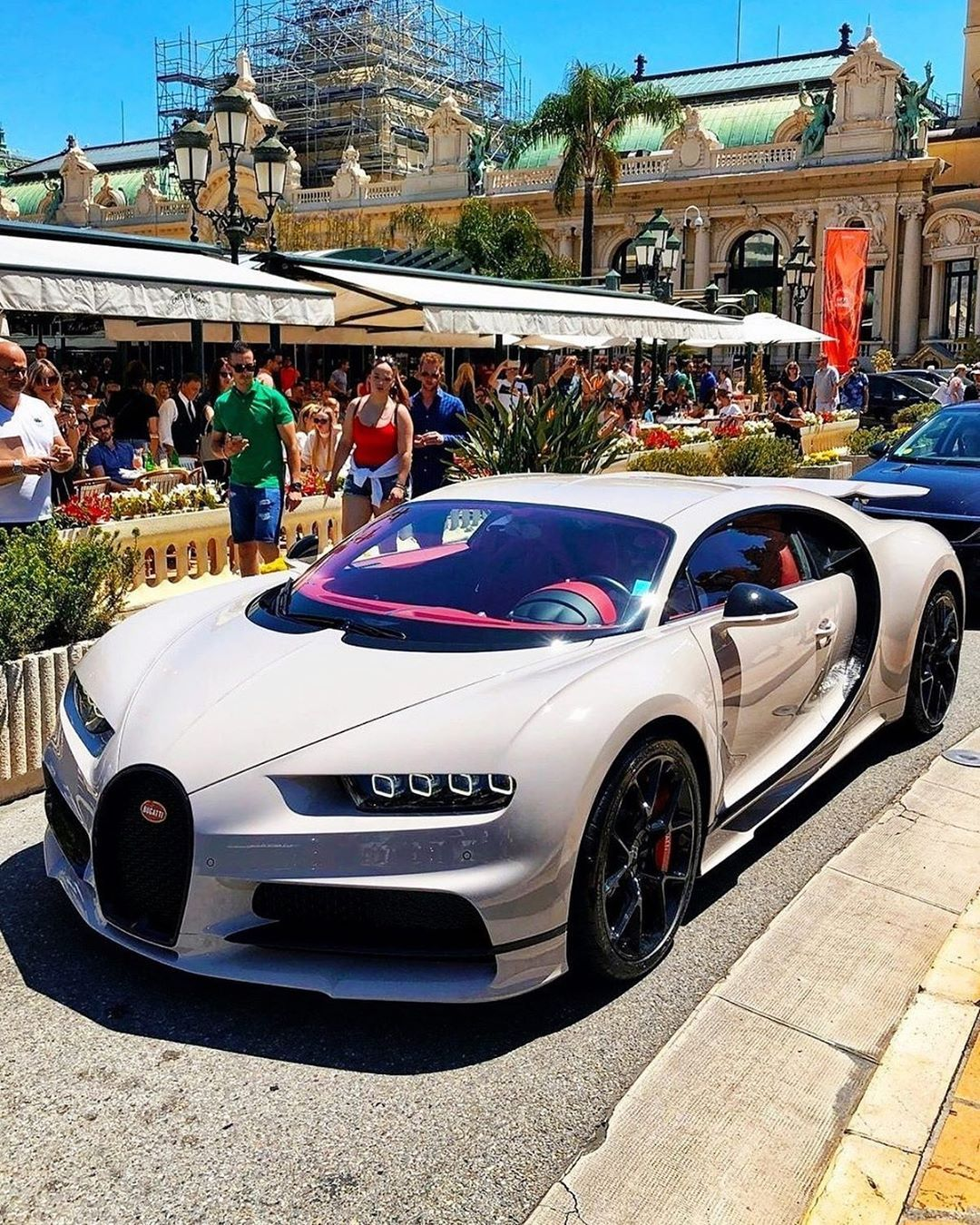 Chiron Sport Live From Monaco Cars247 Florian Photographyy Bugatti Chiron Sport Cars British Sports Cars Car Photos Hd