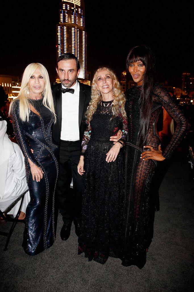 a124a365fe7f1 Franca Sozzani Naomi Campbell Photostream Versace Designer