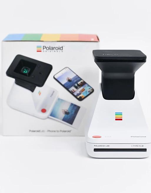 Polaroid Lab Instant Printers In White Asos Printer Polaroid Asos