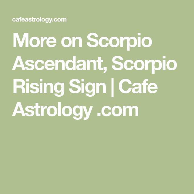 Cafe Astrology Capricorn Rising Anti Feixista