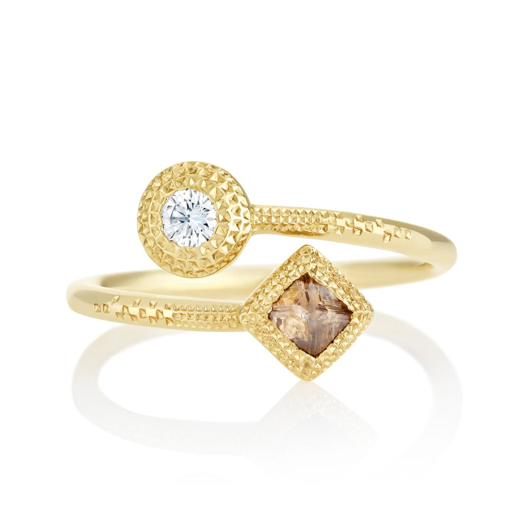 Talisman ring lux pinterest de beers ring and diamond