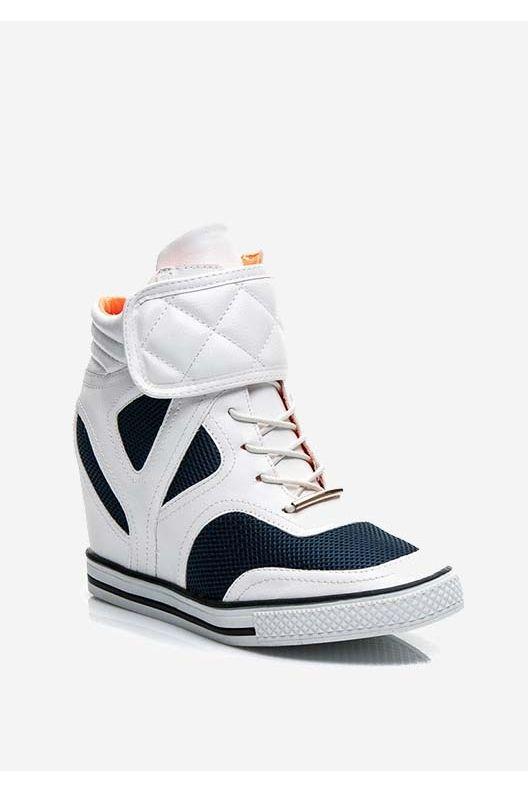 Buty Damskie Modne I Stylowe Letnie I Zimowe Obuwie Wedge Sneaker High Top Sneakers Top Sneakers